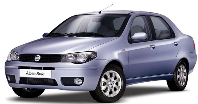 Fiat Albea - Sole