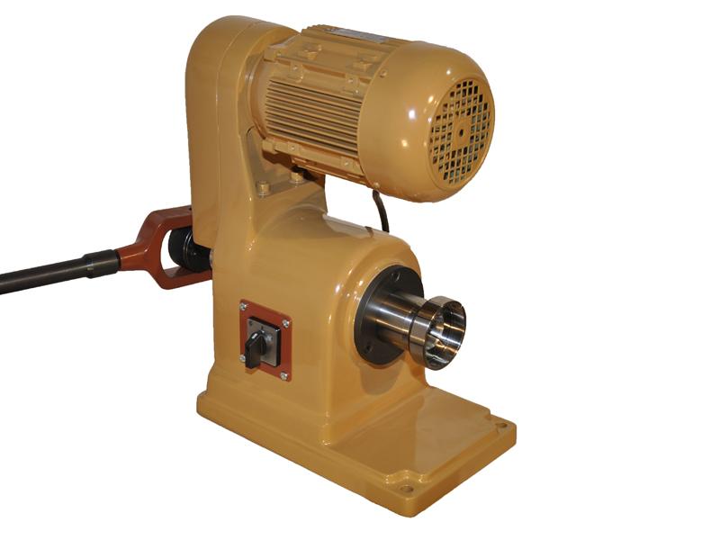 burnishing machine