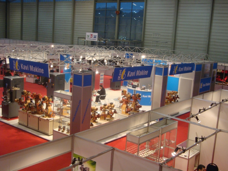 Jewex İzmir Fair 2010