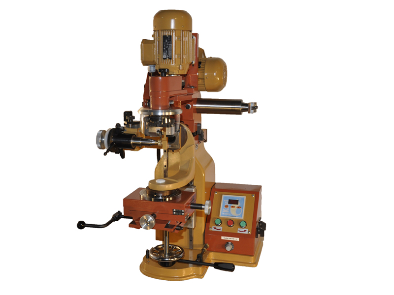 Star-Type Double Head Milling Machine