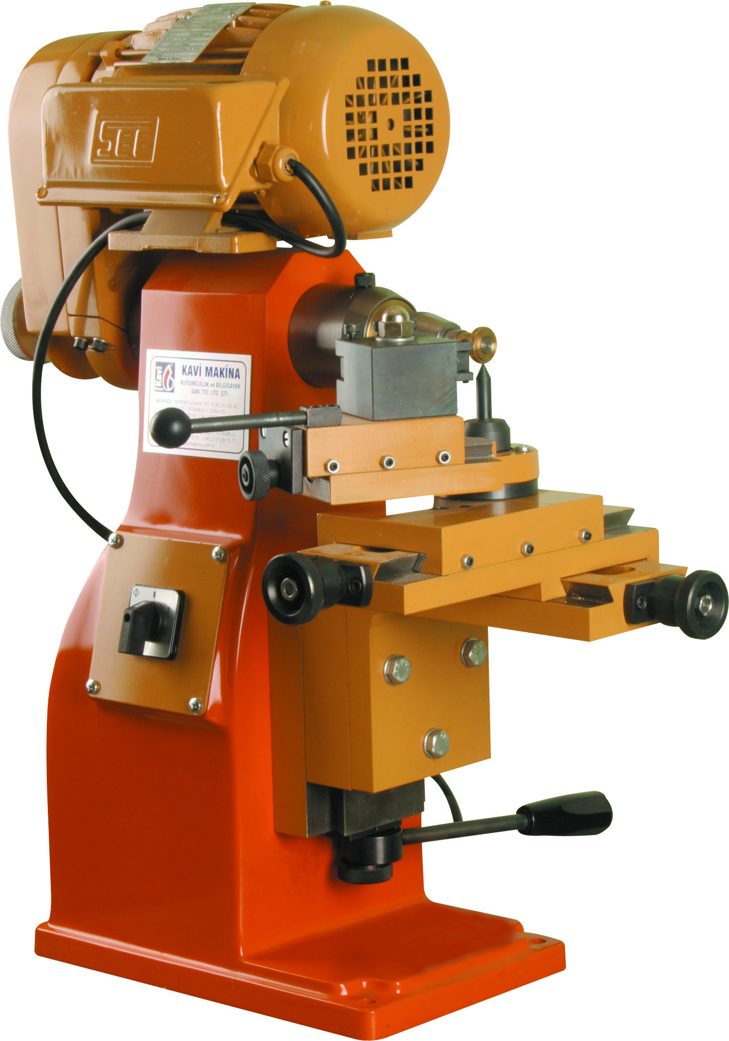 External Lathe Machine