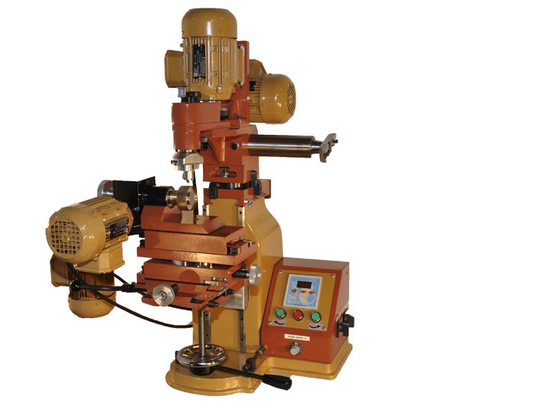 Vargel Aparatlı Kalem Makinası